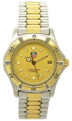 Tag Heuer Professional 200 964.013-2 Quartz 33.5mm Mens Watch $219 thestylecure.com
