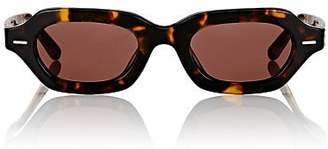 Oliver Peoples The Row Women's LA CC Sunglasses - Brown
