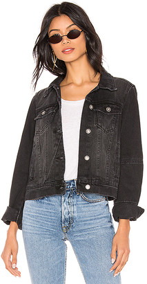Free People Rumors Denim Jacket.