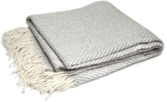 Eliska Boucle Mohair Throw