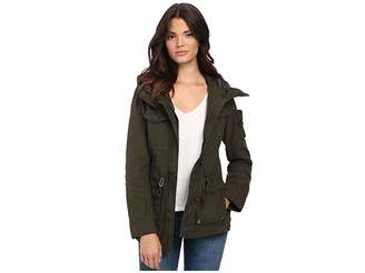 Levi's Washed Cotton Fashion Four-Pocket Military w/ Hood