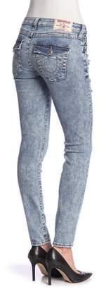 True Religion Halle Super Skinny Destroyed Jeans