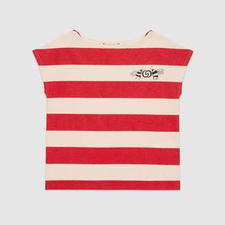 Gucci Children's Canvas Menagerie T-shirt