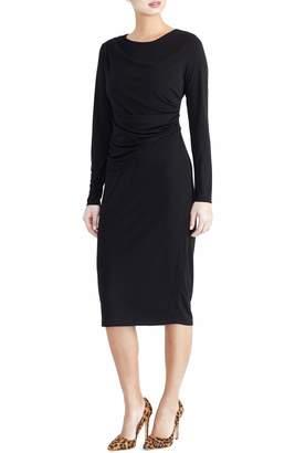 Rachel Roy Collection RACHEL Ruched Waist Midi Dress