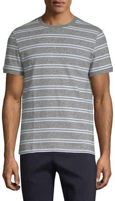 Original Penguin Jaspe Marled Retro Stripe T-Shirt