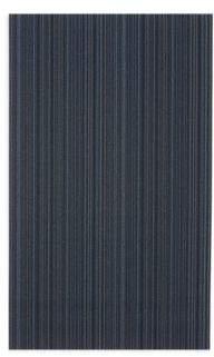 Chilewich Stripe Shag Floor Mat, 36 x 60