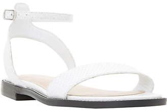 Dune Nance Open Toe Flat Sandals