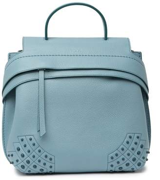 Tod's Wave Convertible Micro Backpack