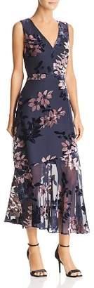 Sam Edelman Burnout Velvet Dress