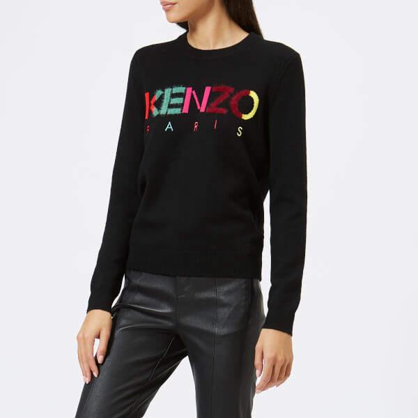Women's Paris Knit Jumper Black