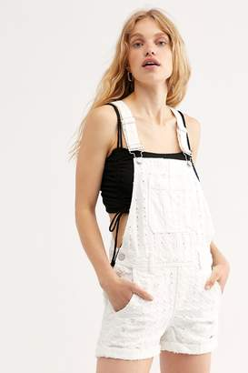 Blank NYC Eyes On You Shortall