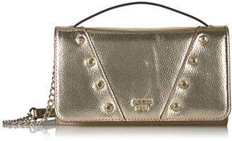 GUESS Kaia Metallic Wallet on a String