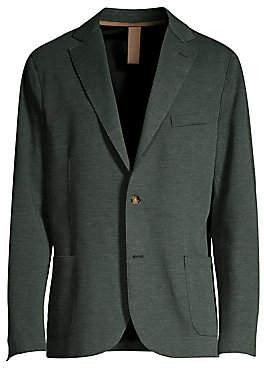 Eleventy Men's Two-Button Blazer