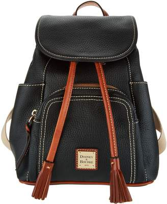Dooney & Bourke Pebble Leather Medium Murphy Backpack