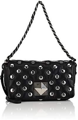 Sonia Rykiel Women's Le Copain Large Leather Studded Shoulder Bag