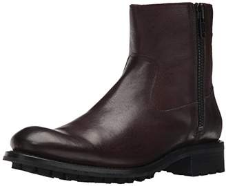 Frye Men's Stanton Outside Zip Motorcycle Boot