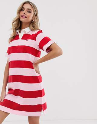 Levi's striped rugby dress