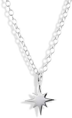 Kris Nations Starburst Charm Necklace