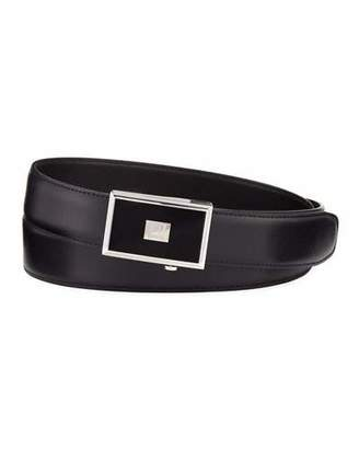 Dunhill 30mm Saffiano Leather Belt