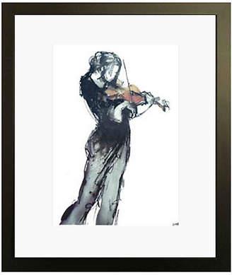 The Portfolio Collection Bella Pieroni - Violinist II Art