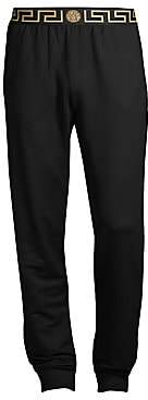 Versace Men's Greca Border Gym Trousers