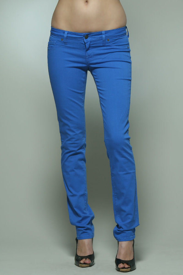Genetic Denim Skinny Jean in True Blue