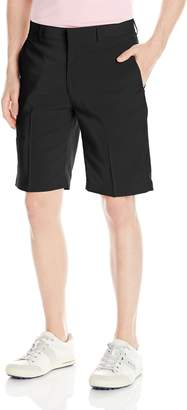 Louis Raphael Men's Golf Flat Front Performance Stretch and Wicking 1111 Golf Short
