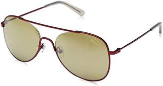 Original Penguin Men's The Craig Sun Aviator Sunglasses