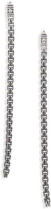 Tom Wood Venetian Chain Link Drop Earrings