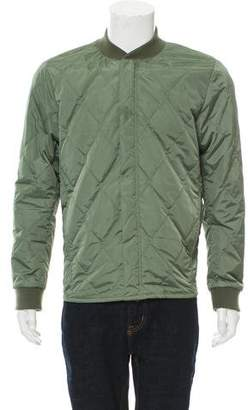 J Brand Lightweight Zip-Up Jacket