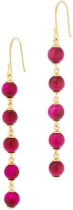 Lola Rose Hari Beaded Drop Earrings