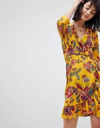 Vero Moda Floral Wrap Dresses