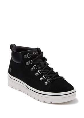 Skechers Street Cleats 2 Haute Hiker Leather Platform Sneaker