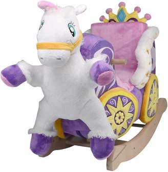 Rockabye Princess Carriage Play And Rock