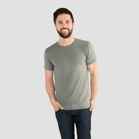 Fruit of the Loom Select Men's Everlight Short Sleeve T-Shirt