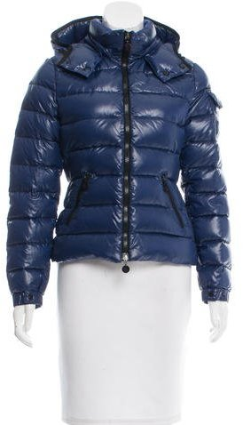 Moncler Moncler Bady Down Filled Coat