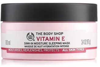 The Body Shop Vitamin E Sink-In Moisture Face Mask