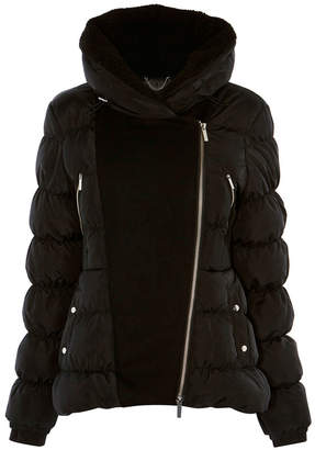 Karen Millen Feather Padded Puffer Jacket