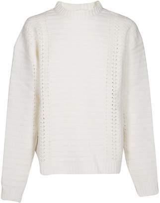 Jil Sander Chunky Knitted Sweater