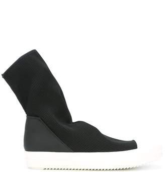 Rick Owens 'Scuba Sock' hi-tops