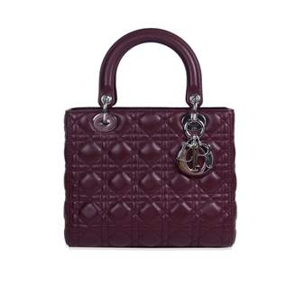 Christian Dior Lady leather handbag