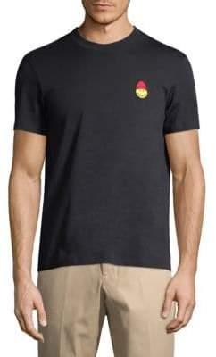 Ami Smiley Short-Sleeve Tee