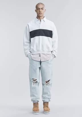 Alexander Wang Fleece Polo Shirt