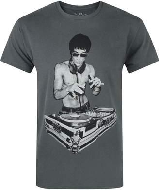 Lee Official Avengers Age Of Ultron Tony Stark Bruce DJ Men's T-Shirt By BNA78 (L)