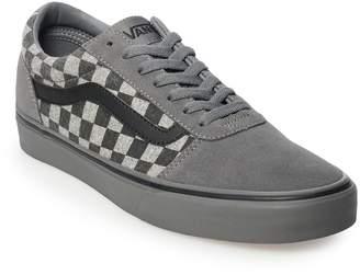 a4a058fcad Vans Ward Men s Checkered Skate Shoes