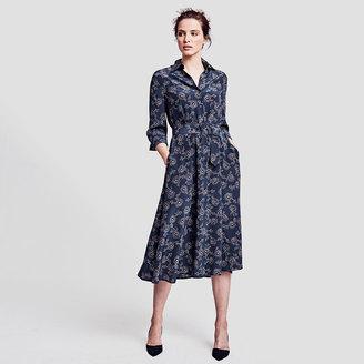 Daphne Floral Dress $395 thestylecure.com