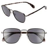 d40519750312 Rag & Bone 54mm Polarized Navigator Sunglasses