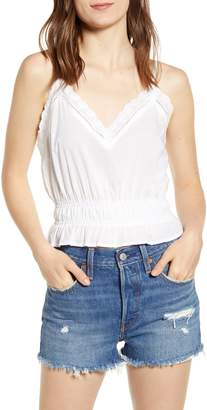 Ten Sixty Sherman Eyelet Trim Tank