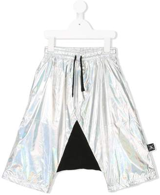 Nununu elasticated waist shorts