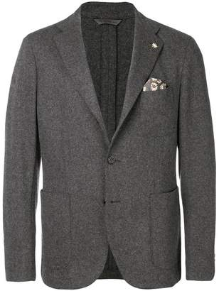 Manuel Ritz single-breasted blazer